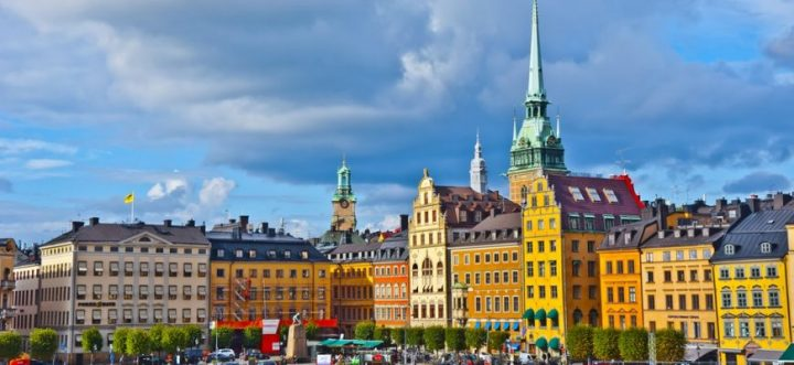 The Classic Way To Spend Your Time In Stockholm's Old Town of Sweden